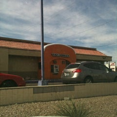 Photo taken at Taco Bell by Andrea A. on 2/22/2012