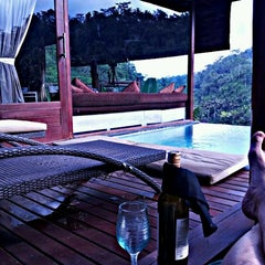 Photo taken at Kupu Kupu Barong Resort And Tree Spa by Max P. on 5/11/2012