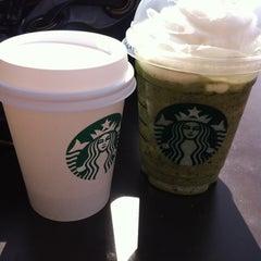 Photo taken at Starbucks by Honey M. on 3/5/2012