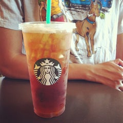 Photo taken at Starbucks by Vicki T. on 4/21/2012