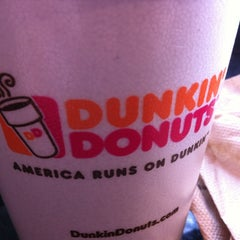 Photo taken at Dunkin' Donuts by John P. on 6/10/2012