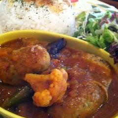Photo taken at 蓮 by IKEKAZ on 8/10/2012