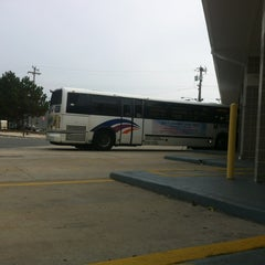 Photo taken at Wildwood bus terminal by Irie B. on 8/24/2012