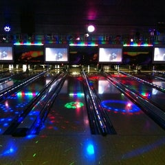 Photo taken at Melody Lanes by Geoffrey B. on 3/18/2012