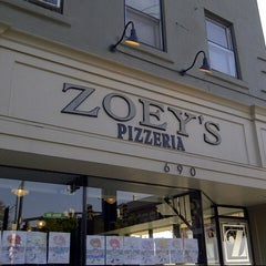 Photo taken at Zoey's Pizza by John P. on 7/25/2012