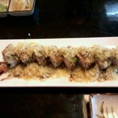 Photo taken at Waraii Sushi by Christine C. on 6/11/2012