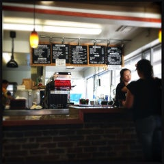 Photo taken at Tom's Burger & Frosty by Crillmatic on 4/20/2012
