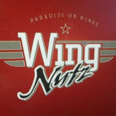 Photo taken at Wing Nutz by Heather M. on 7/10/2012