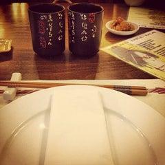 Photo taken at Restaurante Japonés Fuji by Pascual D. D. on 9/7/2012