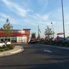 Photo taken at Chick-fil-A by Lauren P. on 8/2/2012