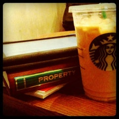 Photo taken at Starbucks Coffee by Mela Y. on 6/18/2012