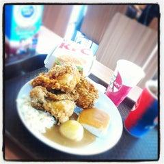 Photo taken at KFC Sg Besi by amyzahila z. on 7/12/2012