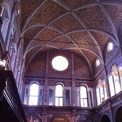 Photo taken at Chiesa di San Maurizio al Monastero Maggiore by Sirio V. on 8/16/2012