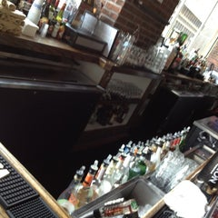 Photo taken at Hudson Station Bar & Grill by Mike M. on 2/10/2012