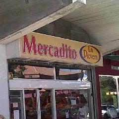 Photo taken at El mercadito de la Piovera by Javier B. on 3/12/2012