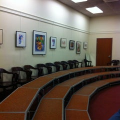 Photo taken at Hoogland Center for the Arts by Gary D. on 3/7/2012