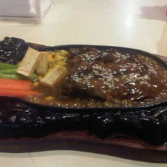Photo taken at Dunia Steak by Nana M. on 1/24/2012