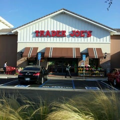 Photo taken at Trader Joe's by May C. on 7/18/2012
