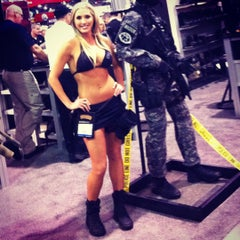 Photo taken at SHOT Show 2012 by Alexis N. on 1/17/2012