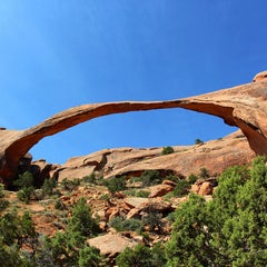 Photo taken at Arches National Park by Amerika.cz on 1/2/2012