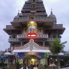Photo taken at Graha St. Maria Annai Velangkanni by vila n. on 1/10/2012