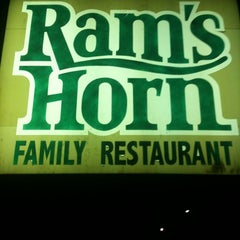 Photo taken at Ram's Horn by Shanon H. on 10/29/2011