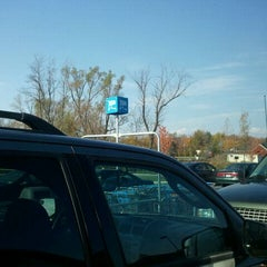 Photo taken at Walmart Supercenter by Emily R. on 10/23/2011