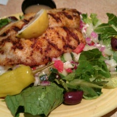 Photo taken at Fishook Grille by Jennie M. on 8/21/2011