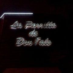 Photo taken at La Parrillada de Don Talo by Jorge L. on 11/17/2011