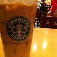 Photo taken at Starbucks by Kay K. on 1/5/2011