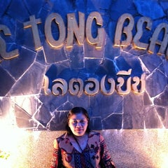 Photo taken at Le Tong Beach Hotel Phuket by Lookate K. on 4/13/2012