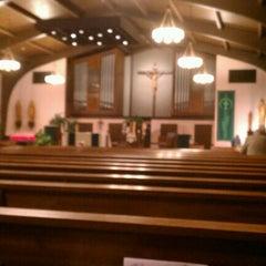 Photo taken at St. Matthew The Apostle  Church by Christine on 11/20/2011