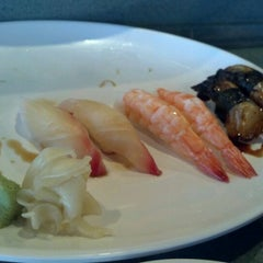 Photo taken at Miso Sushi by Nathan N. on 1/6/2012