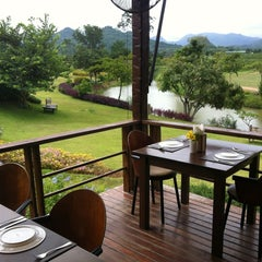 Photo taken at PB Valley Khao Yai Winery by Denis G. on 8/17/2012