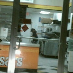 Photo taken at Little Caesars Pizza by Jennifer R. on 10/16/2011