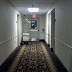 Photo taken at Holiday Inn Express Lancaster-Rockvale Outlets by Blair M. on 12/29/2011