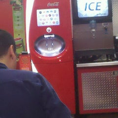 Photo taken at Firehouse Subs by Lindsey A. on 10/31/2011