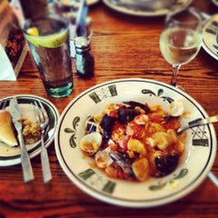 Photo taken at Olive Garden by Chiranjit D. on 8/12/2012
