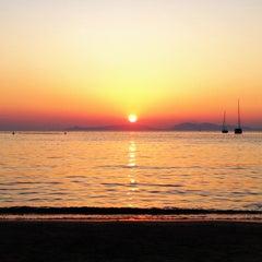 Photo taken at Akanthus by Efi P. on 8/25/2012