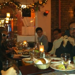Photo taken at Tio Pepe Restaurant by Avi W. on 12/14/2011
