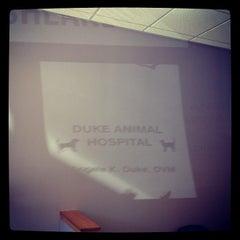 Photo taken at Duke Animal Hospital by Ermin M. on 6/21/2012