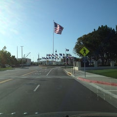 Photo taken at Naval Station San Diego by Nell G. on 5/28/2012