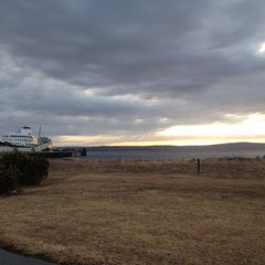 Photo taken at Digby Ferry by AnneMarie P. on 3/18/2012