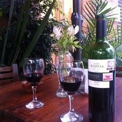 Photo taken at El Hornero Parrilla y Empanadas argentinas by Violeta R. on 9/2/2012