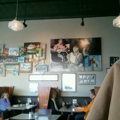 Photo taken at Zoey's Pizza by Suzy M. on 1/14/2012