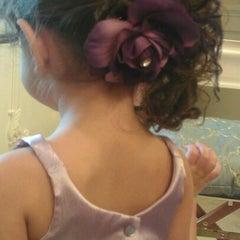 Photo taken at Exquisite hair salon by JamieLynn C. on 8/28/2011