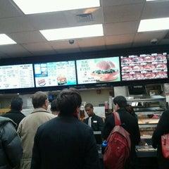 Photo taken at Burger King® by Isabella M. on 10/26/2011