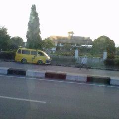 Photo taken at Lintas Sumatera (Teb.Tnggi-Medan) by Pittaria Marsella S. on 10/20/2011