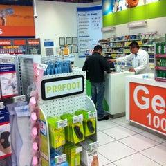 Photo taken at Farmacia San Pablo by Jesús Eduardo on 8/23/2012