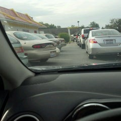 Photo taken at McDonald's by Rick H. on 9/25/2011